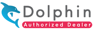 Logo Dolphin autorized dealer