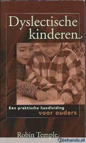 """cover book """"dyslectische kinderen"""""""