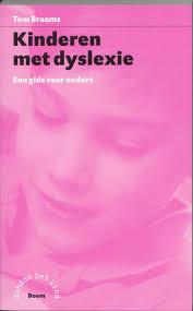"""cover book """"kinderen met dyslexie"""""""