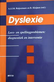 """cover book """"lees-en spellingsproblemen"""""""