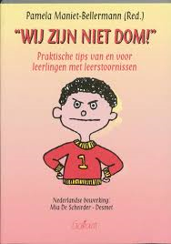 """cover book """"we zijn niet dom"""""""