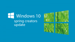image windows 10 spring creators update