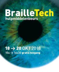 Affiche Brailletech 2018