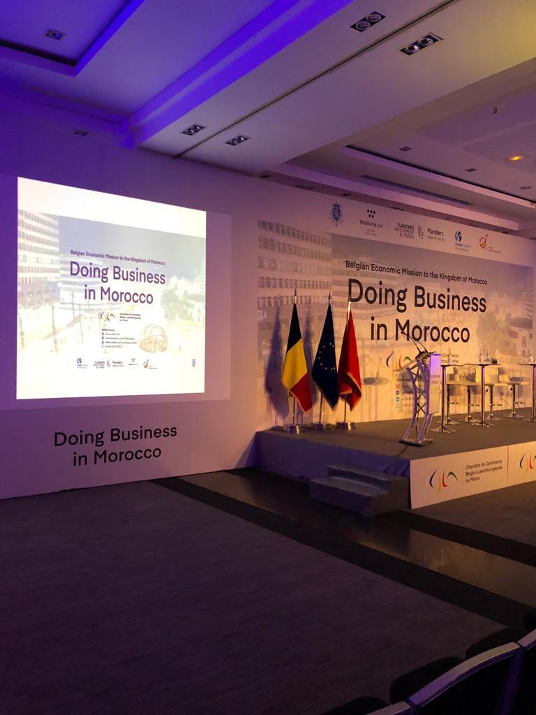 business mission marocco
