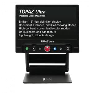 afbeelding Topaz Ultra beeldschermloep