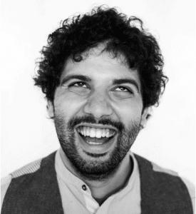 Portrait of Youssri